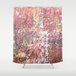 Autumnal Shower Curtain