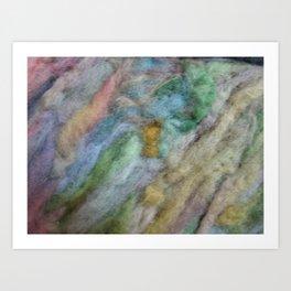As a mustard seed Art Print