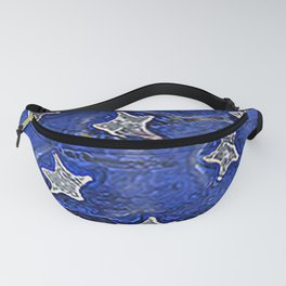 Stars and No Stripes Fanny Pack