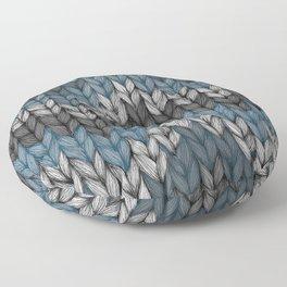knit3 Floor Pillow
