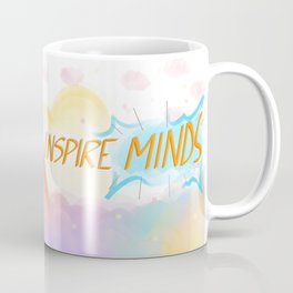 Inspire Minds (Colour) Coffee Mug