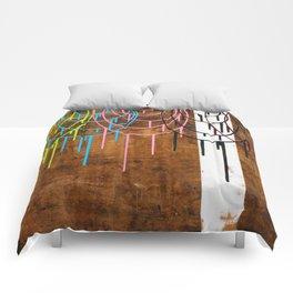 French Polish Comforters