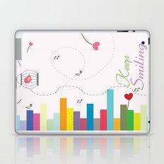 Smile! Laptop & iPad Skin