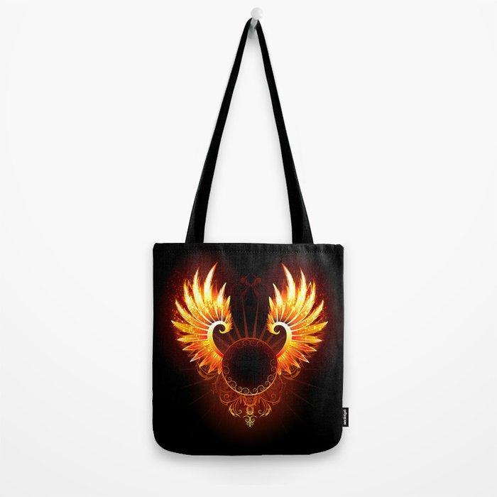 Wings Phoenix Tote Bag