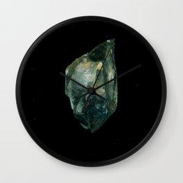 Clear Quartz Wall Clock