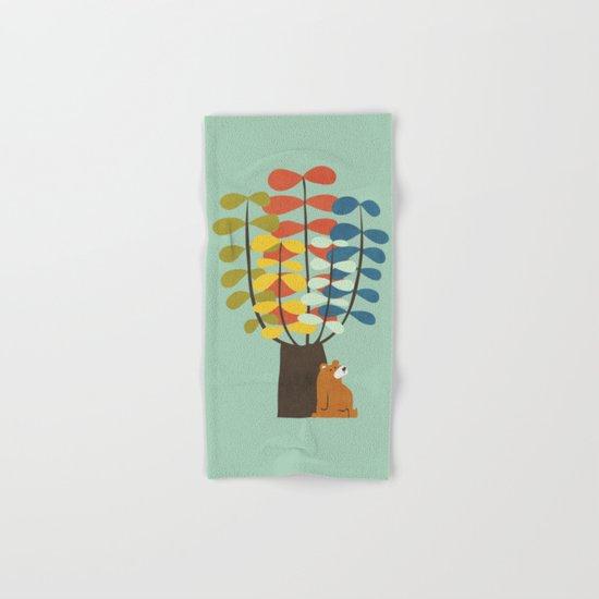 Shady Tree Hand & Bath Towel