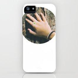 Hand Paquerette iPhone Case