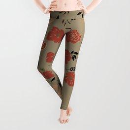 Floral-Pattern111-20CW3 Leggings