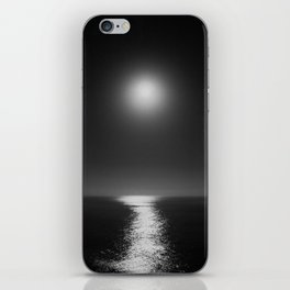 Moonlight Mist iPhone Skin