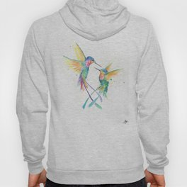 Hopeful Hummingbirds Hoody
