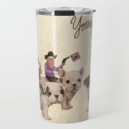 Young Guns Travel Mug