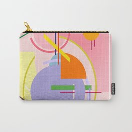 Composition, Pink Carry-All Pouch