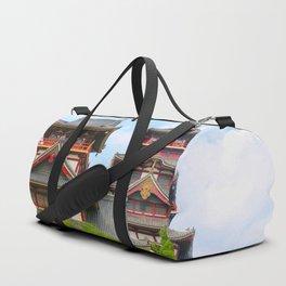 Castle Olden (Fushimi Momoyama) Duffle Bag