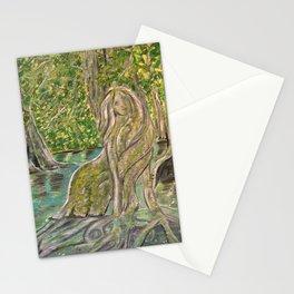 Mangrove Mermaid Stationery Cards