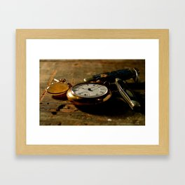 Tradition and Heritage Framed Art Print
