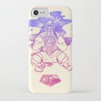 dreamcatcher iPhone & iPod Cases featuring Dreamcatcher by Jonah Makes Artstuff