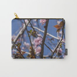 Branches of flowering Plum Carry-All Pouch