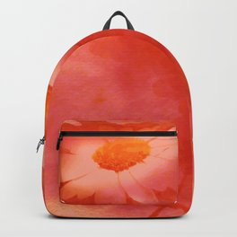 Flower in the color of the year 2019 Backpack