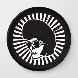 LORDCherry Skull Wall Clock