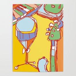 Instrument Poster
