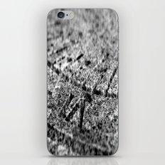 Sundial6 iPhone & iPod Skin