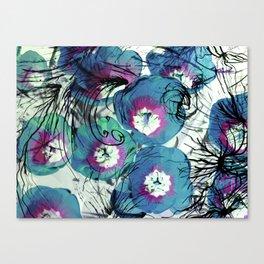 SYNESTHESIA BLUE Canvas Print