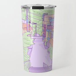 Another everyday place in Japan Travel Mug