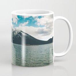 Lake Minnewanka II Coffee Mug