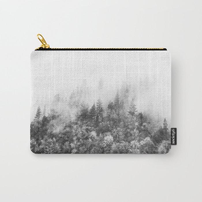 Monochromatic Landscape Carry-All Pouch