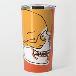 Skull Expand Travel Mug