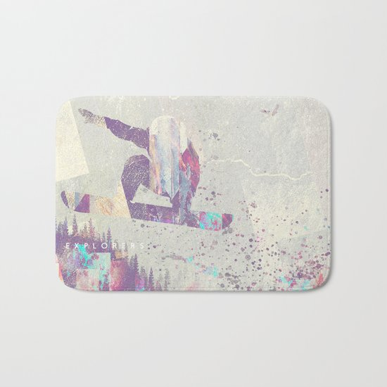 Explorers IV Bath Mat