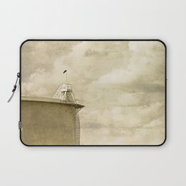 Contained Silence Laptop Sleeve
