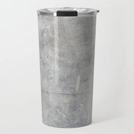 Concrete Travel Mug