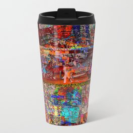 Hertz Donut (Or, The ONLY Bad Thing About History?!) [A.N.T.S. Series] Travel Mug