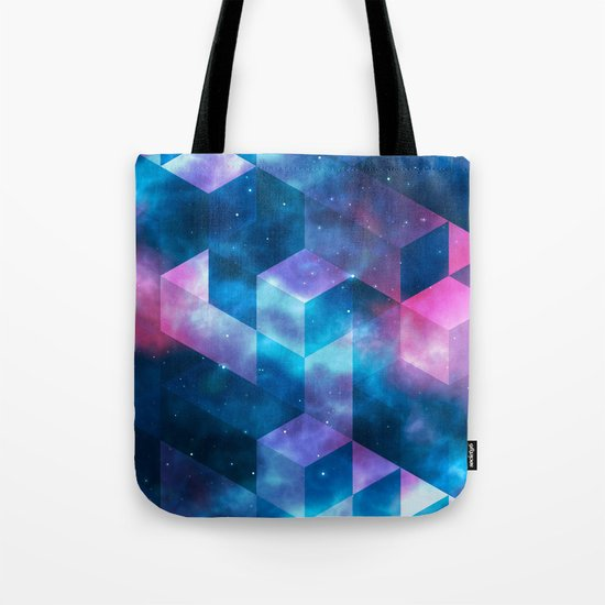 Geometrical shapes Tote Bag