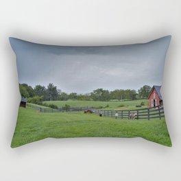 Nimbus Farm Rectangular Pillow