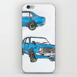 Toyota Corolla KE30 iPhone Skin