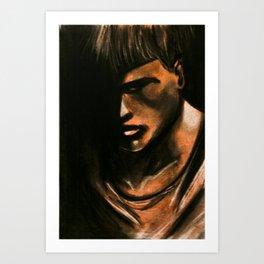 Mr. K Art Print