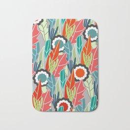 Floral jungle Bath Mat