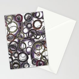 In Chalk Circles Stationery Cards