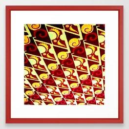 PCP v.22 Framed Art Print