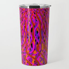 rise and fall Travel Mug