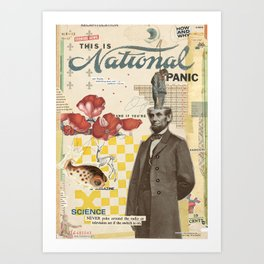 PANICX Art Print