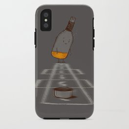 Hop Scotch iPhone Case