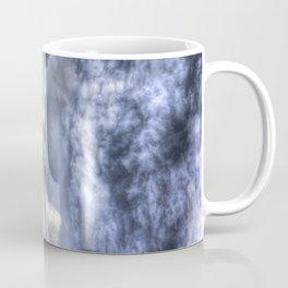Dramatic skies over the Farm Coffee Mug