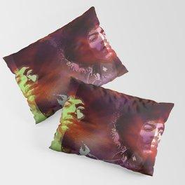 Jimi Hendrix 1 Pillow Sham