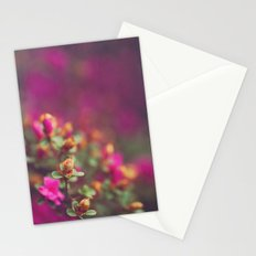 The Pink Orange Stationery Cards