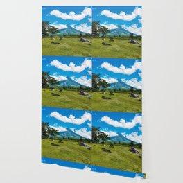 Mayon Volcano Wallpaper