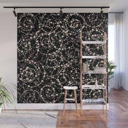 Spiraling Wall Mural