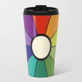 James Ward's Chromatic Circle (interpretation) Travel Mug